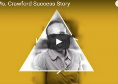 Ms. Crawford Success Story