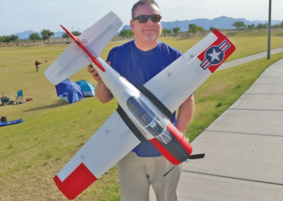 RC Planes Soar Among the Birds!