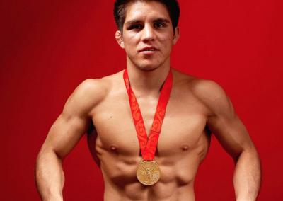 Meet Wrestling Olympic Gold Medalist Henry Cejudo