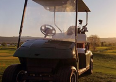 Golf Cart Accidents!