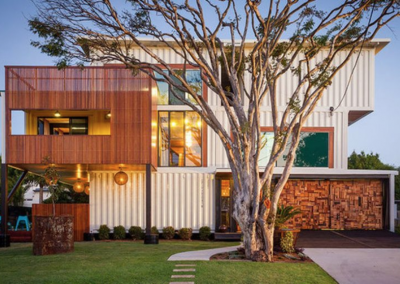 Homes Made from Shipping Containers More Affordable!