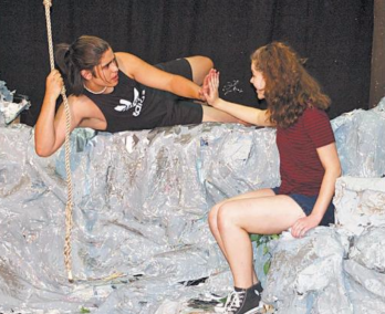 Kids Swing Into Action in Tarzan Musical