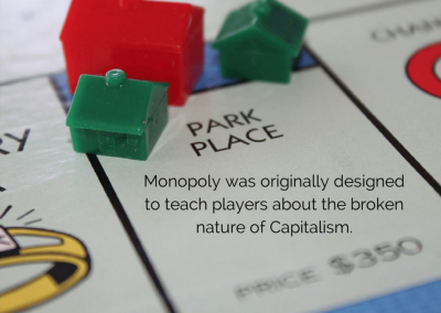 Why Monopoly was Designed