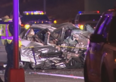 Deadly Crashes Rise in AZ