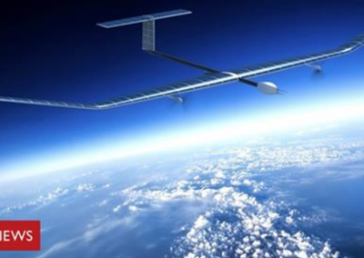 Solar Powered Plane!