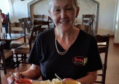 Matta's Waitress Celebrates 31 Years!