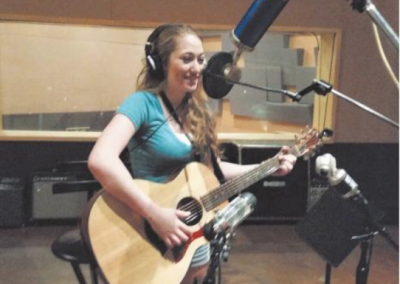Teens Win Contest to Record Songs
