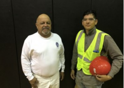 Phoenix Job Corps Graduate Pours His Way to Success!