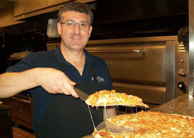Sal's Pizzeria Featured on Food Network