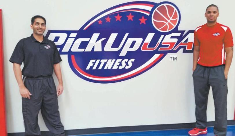 New Pick-Up USA Gym!