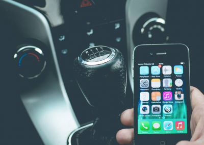 Cellphones Increase Car Crashes