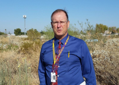 Mesa Teacher Wins Environmental Award