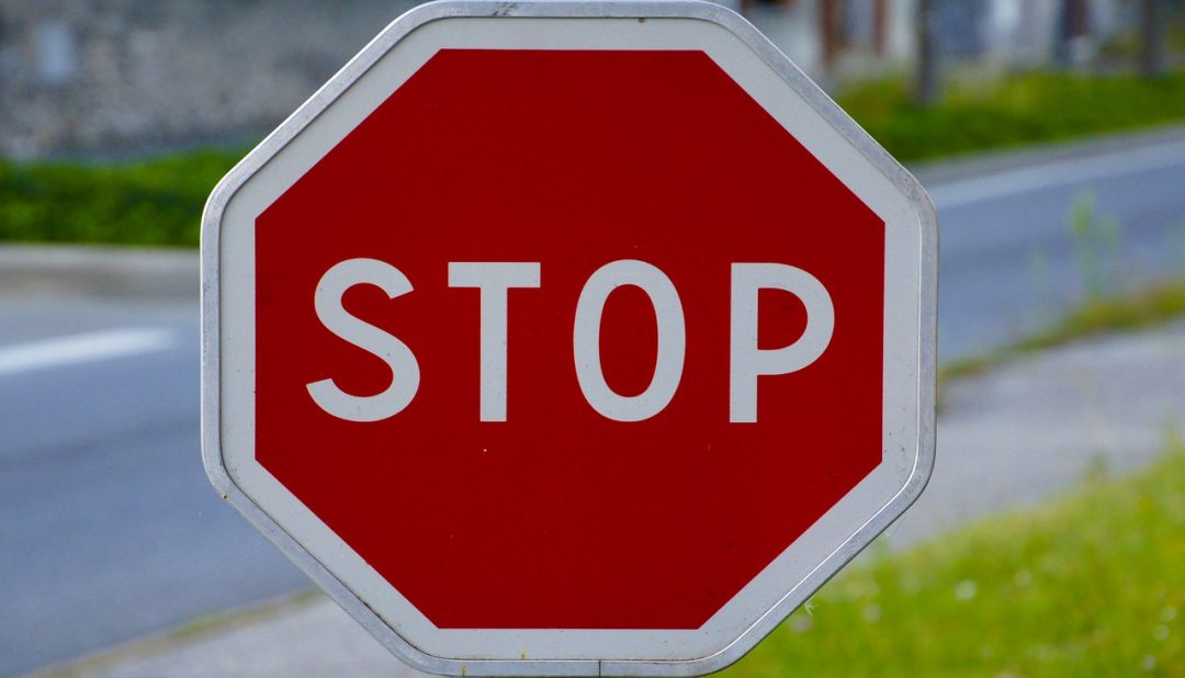 4-way Stop Sign Accidents