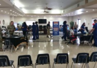 Community Partnerships Highlighted During Job Fair