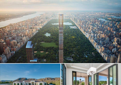 High Rise Living in NYC vs PV