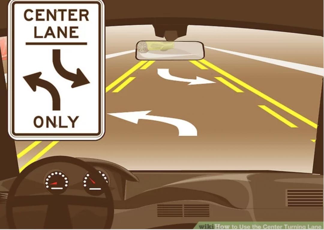 Center Turn Lanes