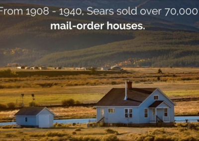 Mail Order Homes