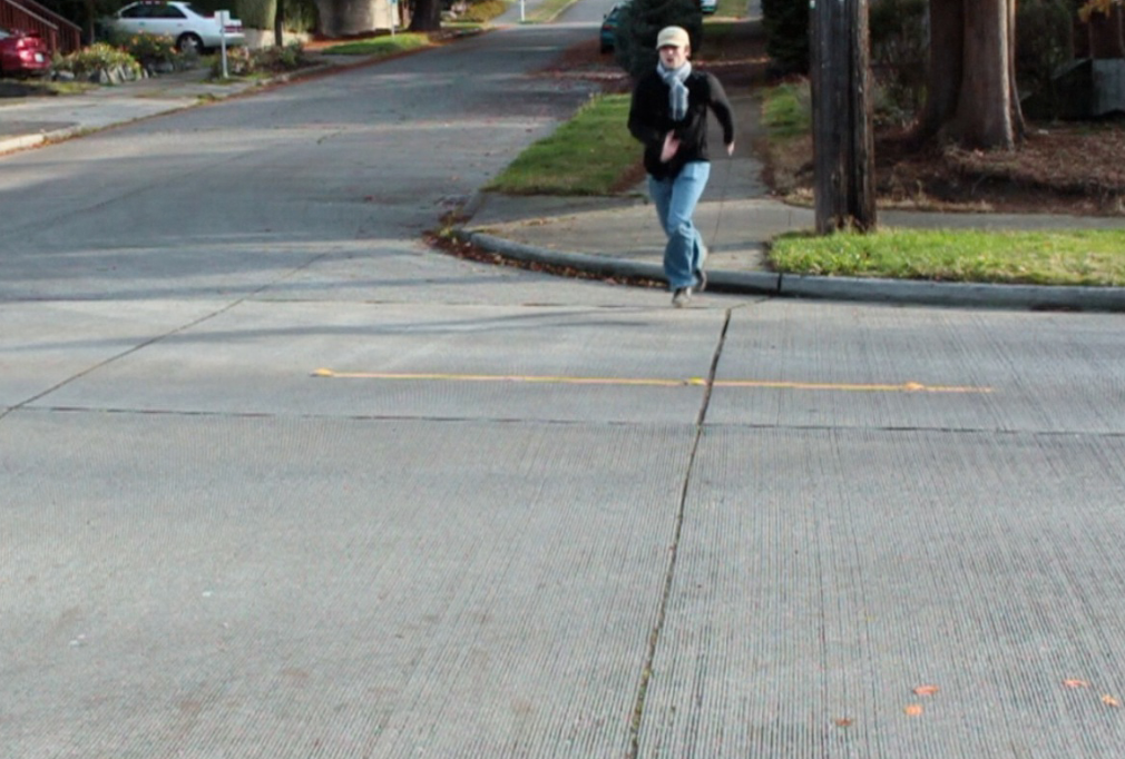 What is an Unmarked Crosswalk?