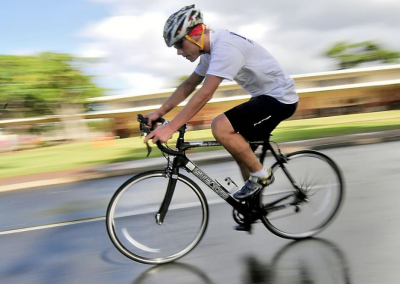 Bicyclists have the Same Rights as Motorists