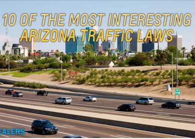 Interesting Driving Laws in Arizona