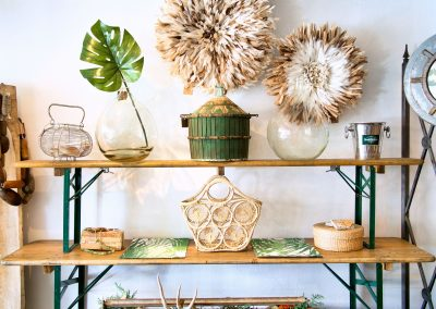Home Decor Shop Features Hand-picked Items