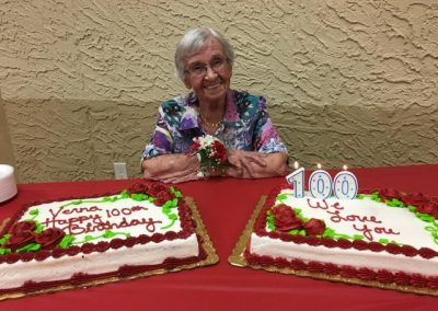 Mesa Woman Celebrates 100th Birthday!