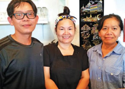 Mr. Thai Bistro Strives for Authentic Thai Food