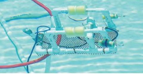 Women's Underwater Robotics Team Makes a Splash