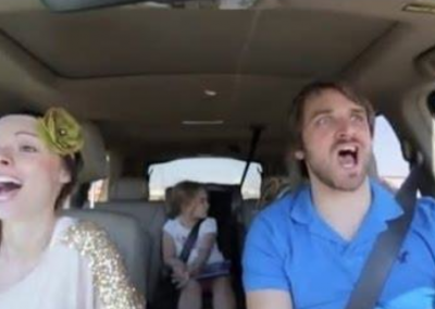Singing Drivers!