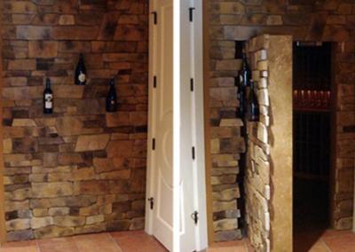 Hidden Passageways in Homes