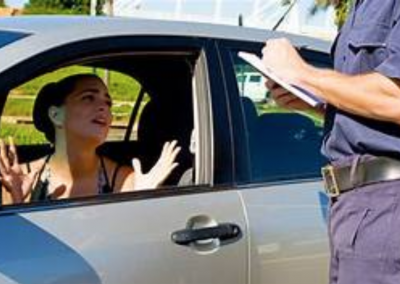 Right of Way Weds – Traffic Tickets