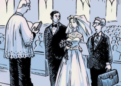 """Know Your Legal Rights Before saying """"I do"""""""