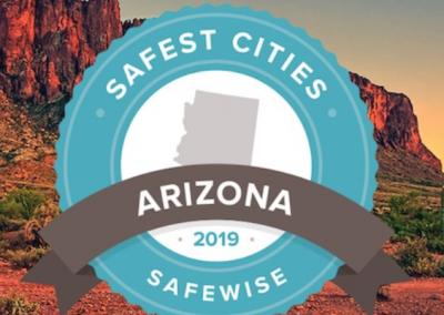 Safest Arizona Cities