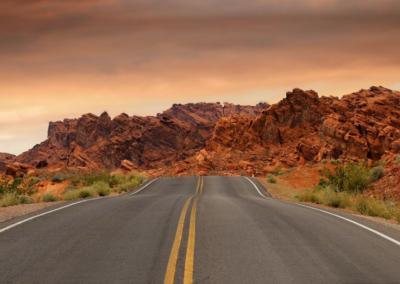Fun Fact: Paved Roads in the U.S.