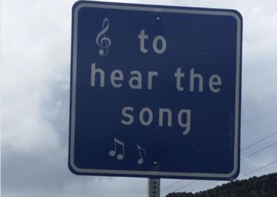Musical Roads