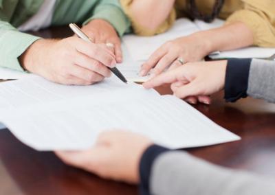 Postnuptial Agreements