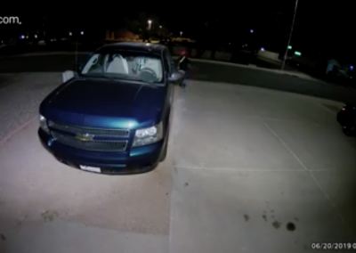 Ring Technology Helps ID Car Suspects