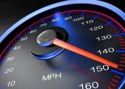 A Speeding Ticket is Issued Every Second