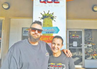 Venezuelan Restaurant Opens