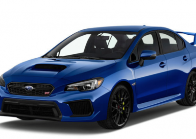 Subaru WRX is the Most Ticketed Car