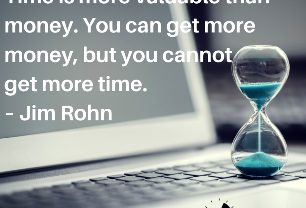 Time is More Valuable Than $