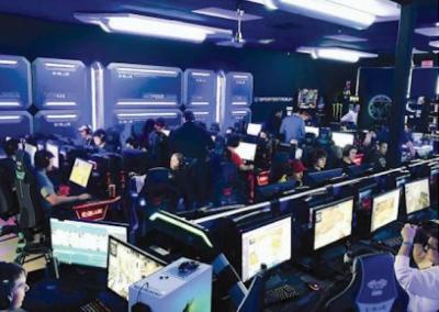 Esports Center a Modern Arcade