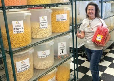 My Popcorn Kitchen Pops up 50+ Flavors