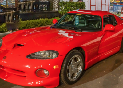 Most Ticketed Car
