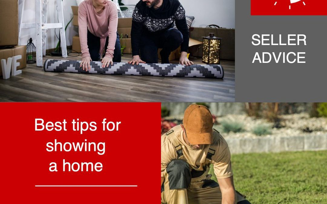 Best Tips for Showing a Home