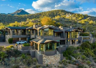Steven Seagal selling bulletproof Scottsdale Home