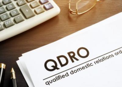 QDRO and Divorce