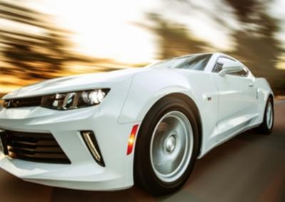 Speed vs. Fatal Car Crashes