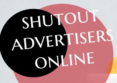 Shutout Advertisers Online