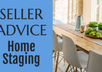Home Staging Seller Advice